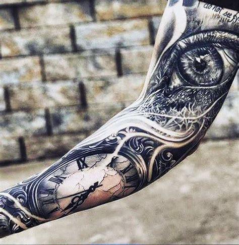 tattoo eye sleeve eye tattoos for men tattoo 50th and eye