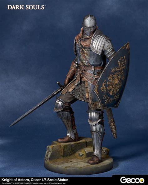 dark souls ii knight astora oscar statue