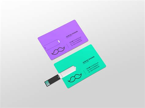 Usb Business Card
