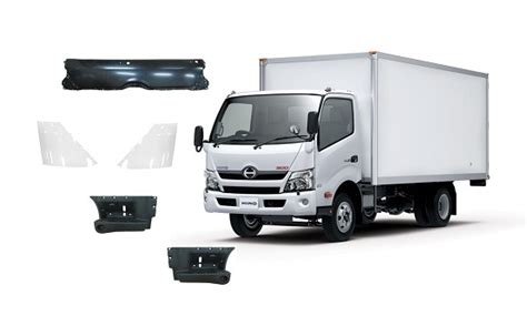 Sparepart Hino made in taiwan hino truck spare parts with high quality buy hino truck spare parts taiwan hino