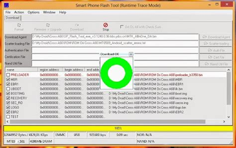 tutorial flash evercoss a12 cara mudah flashing evercoss elevate a66s terbaru 2015