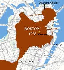 boston map 1776 the american revolutionary war s siege of boston april 19