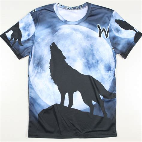 Shirt Wolfice 1 of thrones 3d t shirts turbo t shirt wolf mens tshirt o neck sleeve the