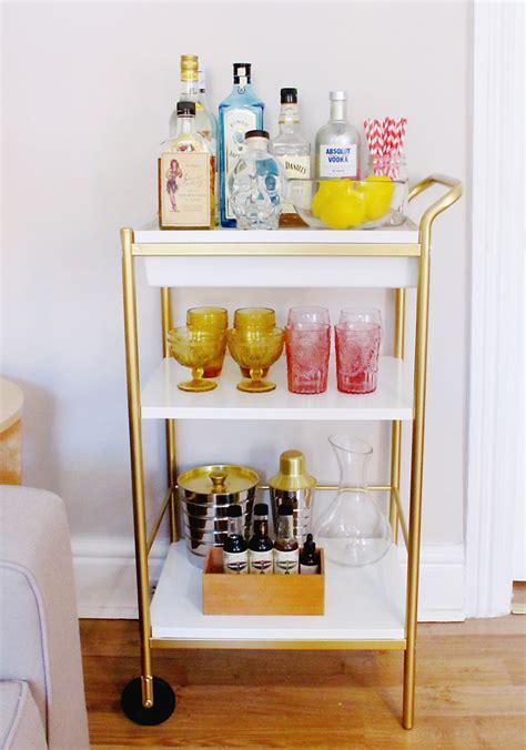 luxury bar cart accessories homesfeed