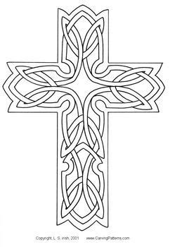 celtic crosses and panels pattern package download