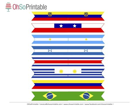 printable blank flags of the world free world cup soccer printables from ohsoprintable