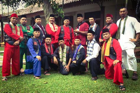 Baju Silat Betawi jaga tradisi betawi bbmc jakarta chapter berlatih silat beksi