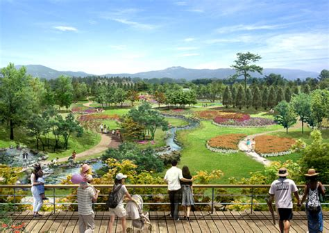 Expo Gardens by Korea S Garden Expo Nearly Here Korea Net The