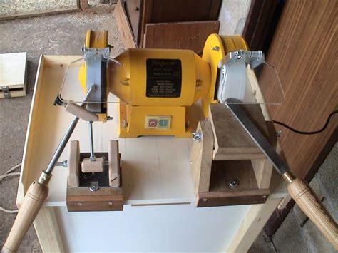 sharpening jig  woodturning tools wood turning