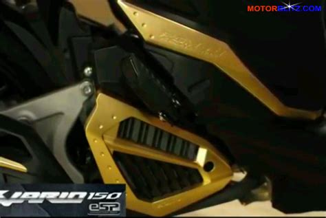 Variasi Tutup Radiator Aksesoris Motor Honda Vario Gold accessories original new honda vario esp 2015 motorblitz