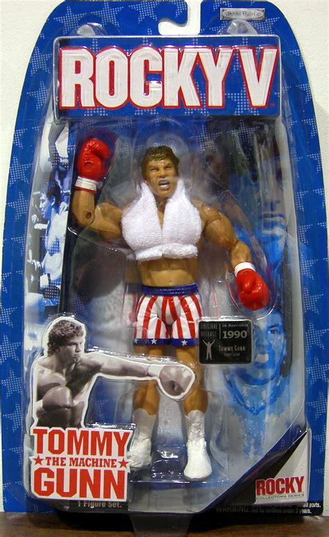 rocky v figures machine gunn rocky v figure