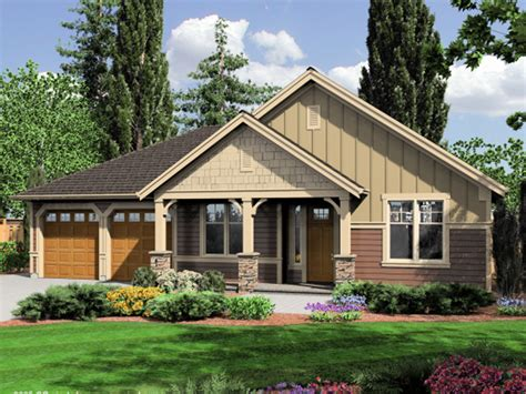 mulligan rustic craftsman home plan 043d 0044 house