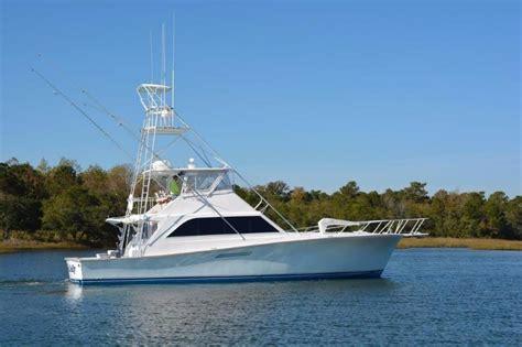 boat dealers in swansboro nc 1989 ocean yachts 55 super sport power boat for sale www