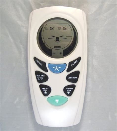 thermostat controlled ceiling fan ceiling fan thermostatic remote control uc7087t remote