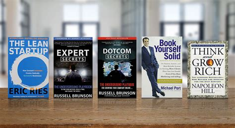 Mba Books by 5 Books Every Millennial Business Owner Must Read For Success