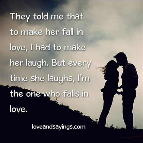 Funny Love Quotes To Make Her Laugh