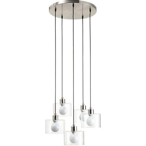 Cb2 Pendant Light Flok Pendant L Cb2