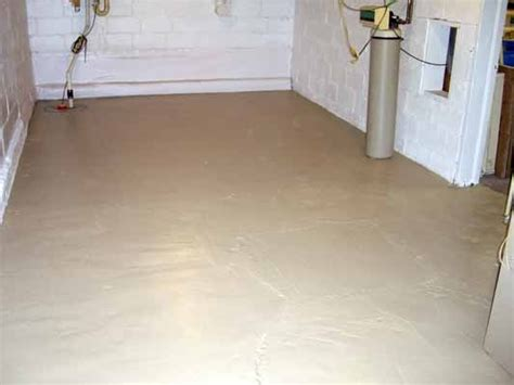 tips for painting a basement floor basement remodel