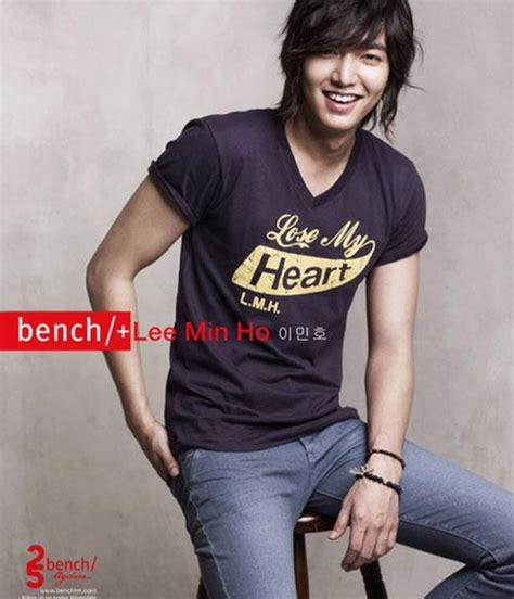 bench philippines official website bench philippines saranghae lee min ho