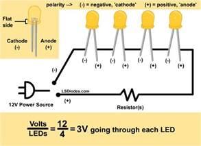 led series wiring