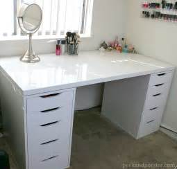 Ikea Vanity Drawer Removal This Is The Deck Setup I D Like For A Makeup Room Or