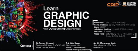 learn graphic design with outsourcing opportunities at