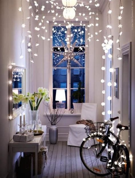 christmas decorating ideas  small spaces interior god