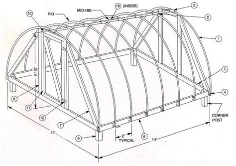 small hoop house plans 3x5 aquaponics more greenhouse fun