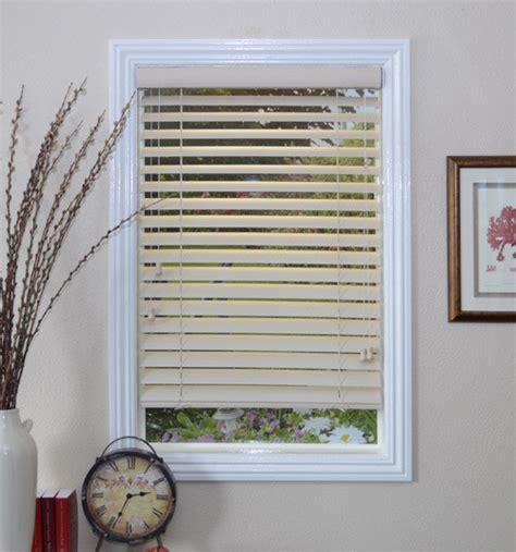 Horizontal Window Blinds Blindsgalore Horizontal Blinds 2 Inch Vinyl Solids