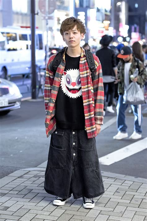 Take A Peek At Japan Fashion Week by The Best Style From Fashion Week Tokyo Tokyo