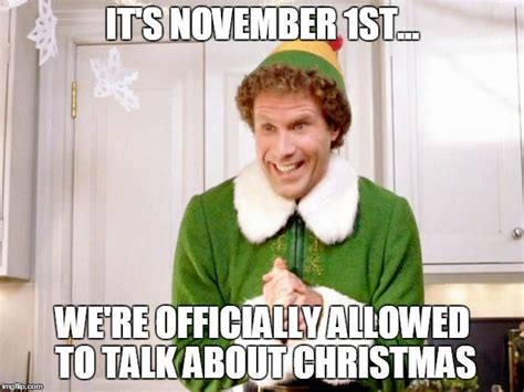 Christmas Meme - buddy the elf meme peeing in my pants pinterest