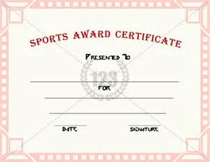 Sports Award Templates by Top Baseball Award Certificate Template Wallpapers