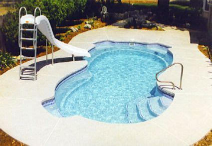 fiberglass inground pools one installation cost and