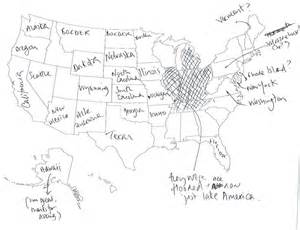 us map labeled by foreigners map of 50 states labeled memes