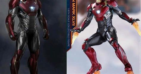 ultimate color scheme upcoming iron man cameo