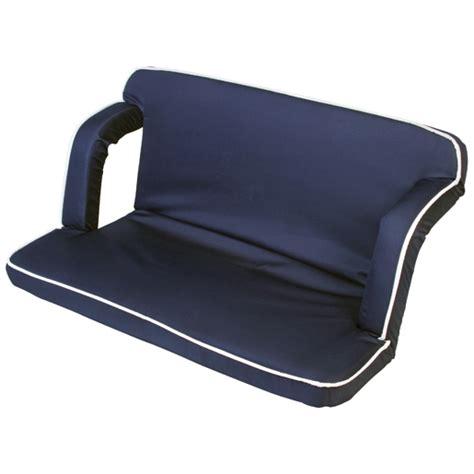 go anywhere chair west marine go anywhere loveseat with arms west marine