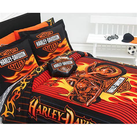 harley davidson comforter bedding walmart com harley davidson decorative pillow bedding walmart com