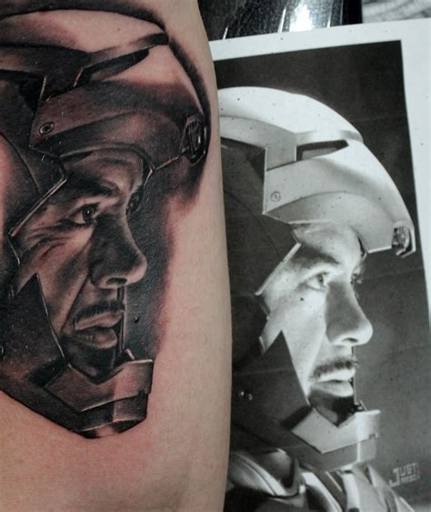 robert downey jr tattoo cardinal