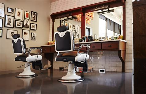 barber stations with sink architects of design the modern cave salon today