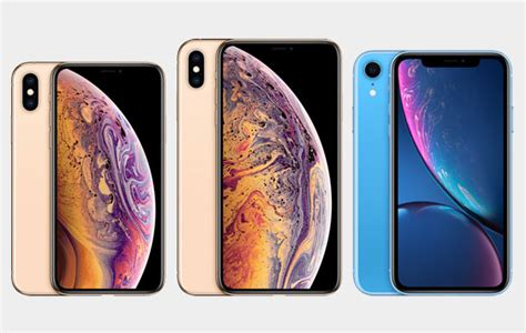 apple launches iphone xs iphone xs max  iphone xr pinoy techno guide