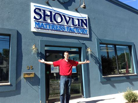 check out shovlin mattress factory in fanwood nj