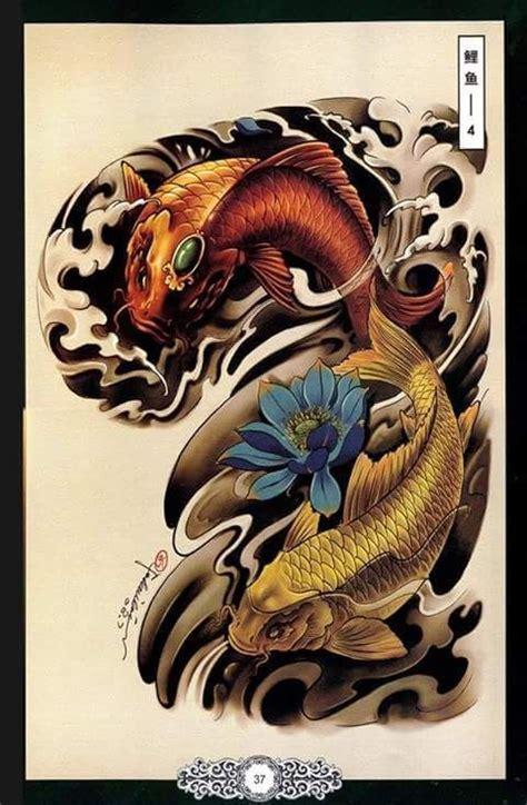 koi fish musa pinterest tatuagens oriental e ideias