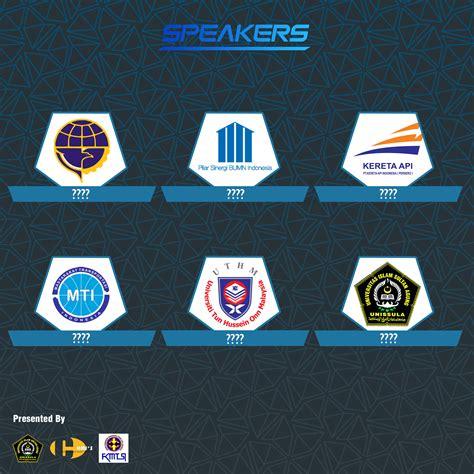 event himpunan mahasiswa jurusan teknik sipil fakultas seminar nasional talkshow kereta cepat indonesia