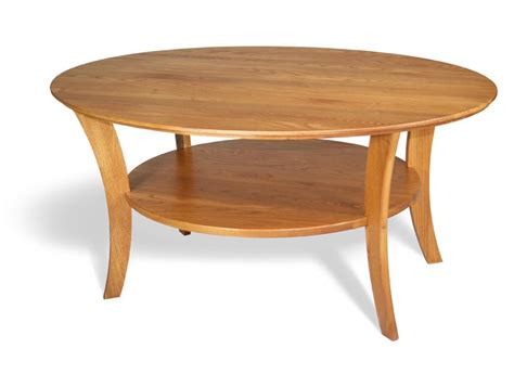 Oval Wooden Coffee Table Woodworking Plans For Oval Coffee Table