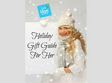 Holiday Gift Guide For Her 2016 - Local Mom Scoop 2016 Xmas Gift Guide