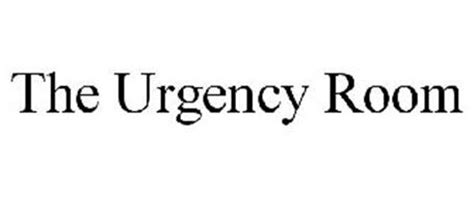 the urgency room the urgency room trademark of emergency physicians professional association serial number