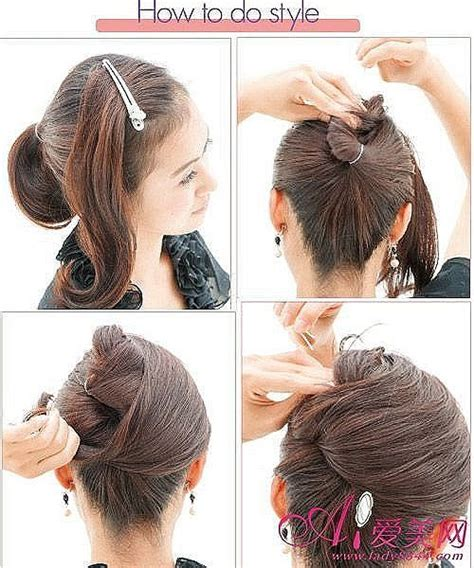 professional hairstyles buns 1000 images about hairstyles on pinterest bun hair