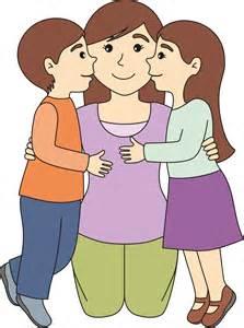 imagenes de madre e hijo de caricatura d 237 a de las madres quot la perlita quot con t 237 a margarita