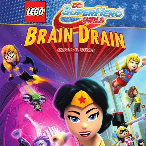 lego dc brain drain brain drain lego dc lands this