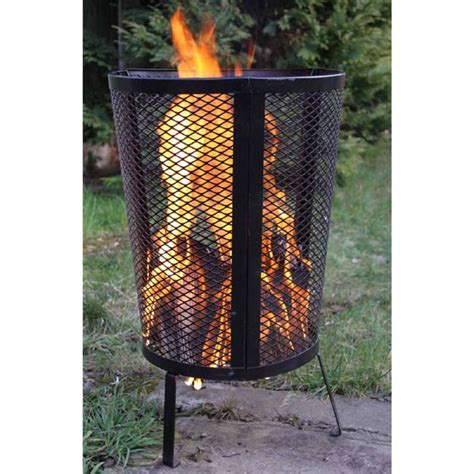 Burner For Garden Large Garden Incinerator Garden Waste Patio Burner